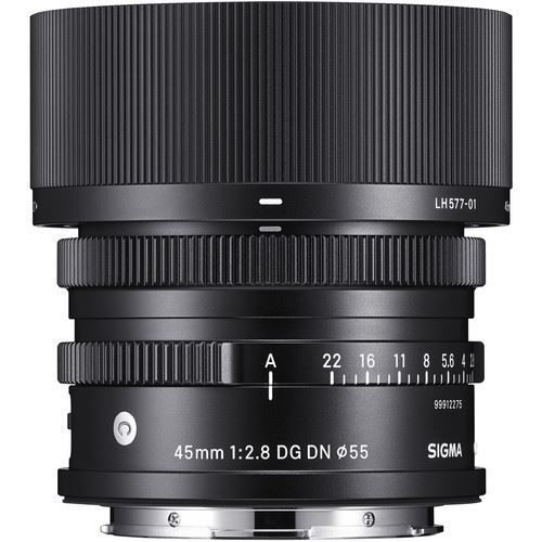 buy Sigma 45mm f/2.8 DG DN Contemporary Lens for Sony E in India imastudent.com