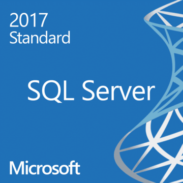 Picture of Microsoft SQL Server 2017 Standard Lifetime License Key (16 Core + Unlimited CALs)