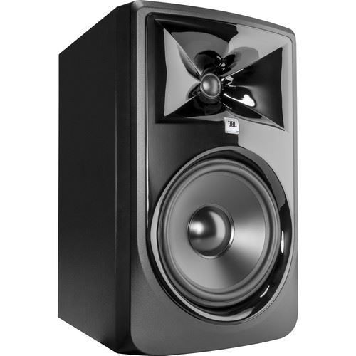 """JBL 308P MkII - Powered 8"""" Two-Way Studio Monitor price in india features reviews specs"""