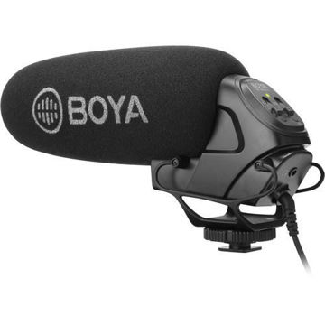 buy BOYA BY-BM3031 On-Camera Supercardioid Shotgun Microphone Online in india