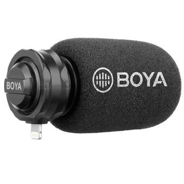 buy BOYA BY-DM200 Cardioid Digital Stereo X/Y Condenser Microphone Online in india