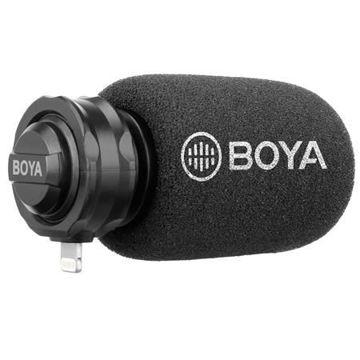 buy BOYA BY-DM100 USB Type-C Digital Stereo Microphone Online in india