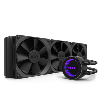 NZXT Kraken X72 All-in-One Liquid CPU Cooler price in india features reviews specs