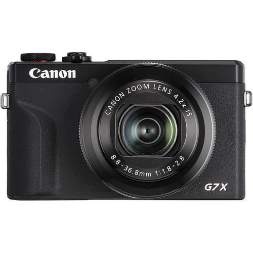 Canon PowerShot G7 X Mark III Digital Camera (Black) price in india features reviews specs