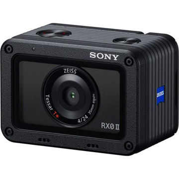 buy Sony Cyber-shot DSC-RX0 II Digital Camera in India imastudent.com