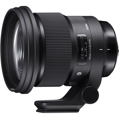 buy Sigma 105mm f/1.4 DG HSM Art Lens for Canon EF in India imastudent.com