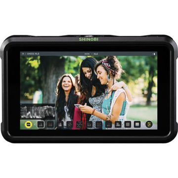 "buy Atomos Shinobi SDI 5"" 3G-SDI & 4K HDMI Pro Monitor in India imastudent.com"