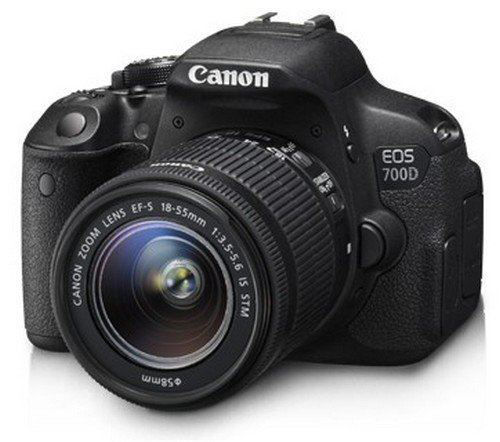 Canon EOS 700D Digital SLR Camera with 18-55mm (Black) price in india features reviews specs imastudent.com