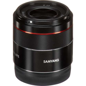 buy Samyang AF 45mm f/1.8 FE Lens for Sony E in India imastudent.com