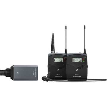 buy Sennheiser EW 100 ENG G4 Camera-Mount Wireless Combo Microphone System (A1: 470 to 516 MHz) in India imastudent.com