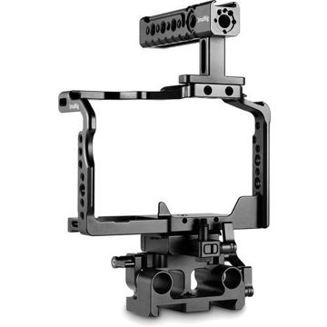 buy SmallRig 2051 Cage Kit for Panasonic Lumix GH5/GH5S with Handle & Baseplate  in India imastudent.com
