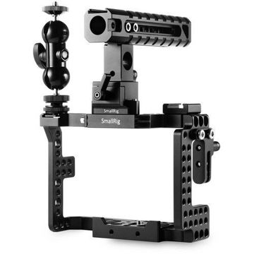 buy SmallRig 1894 Cage and Accessories Kit for Sony a7 II, a7R II, and a7S II in India imastudent.com