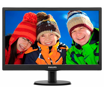 Philips LCD Monitor with SmartControl Lite - 193V5LSB2 price in india features reviews specs
