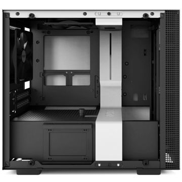 NZXT H200 Matte White Cabinet - CA-H200B-W1 price in india features reviews specs