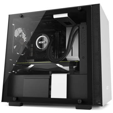 NZXT H200i CPU Cabinet - CA-H200W-WB (White) price in india features reviews specs