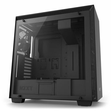 NZXT H700 Matte Black Cabinet - CA-H700B-B1 price in india features reviews specs