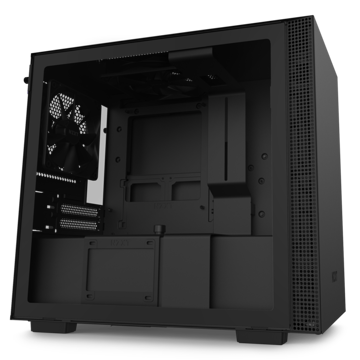 NZXT H210 CPU Cabinet - CA-H210B-B1 price in india features reviews specs