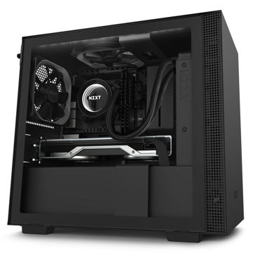 NZXT H210i CPU cabinet - CA-H210I-B1 price in india features reviews specs