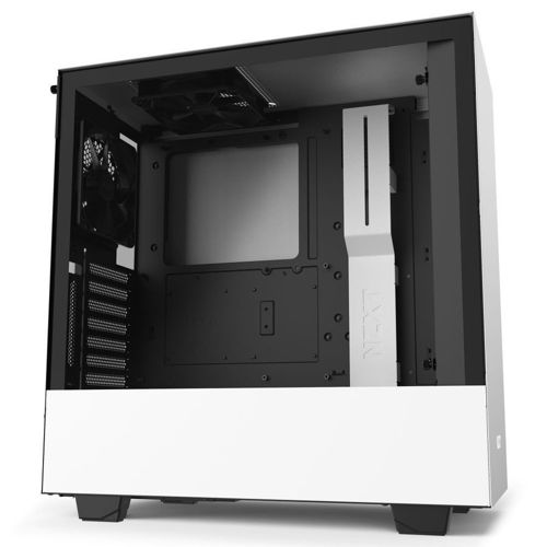 NZXT H510i Compact Mid-Tower with Lighting and Fan Control - CA-H510I-W1 price in india features reviews specs