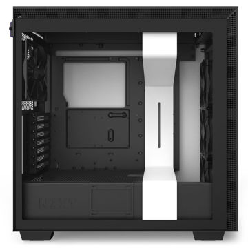 NZXT H710 Mid-Tower Case with Tempered Glass - CA-H710B-W1 price in india features reviews specs