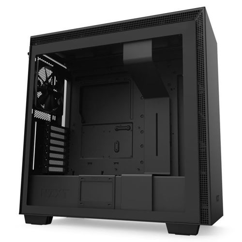 NZXT H710 Mid-Tower Case with Tempered Glass - CA-H710B-B1 price in india features reviews specs