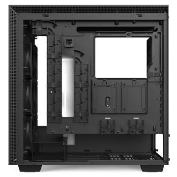 NZXT H710i Premium ATX Mid-Tower with Lighting and Fan Control - CA-H710I-W1  price in india features reviews specs