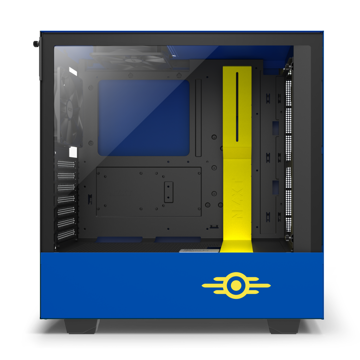NZXT H500 Vault Boy CRFT Limited Edition ATX Case - CA-H500B-VB price in india features reviews specs
