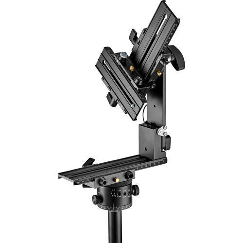 buy Manfrotto Virtual Reality Panoramic Head with Multiple Sliding Plates in India imastudent.com