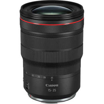 buy Canon RF 15-35mm f/2.8L IS USM Lens in India imastudent.com
