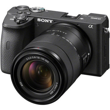 buy Sony Alpha a6600 Mirrorless Digital Camera with 18-135mm Lens in India imastudent.com