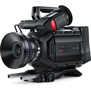 buy Blackmagic Design URSA Mini 4K Digital Cinema Camera in India imastudent.com