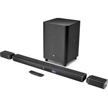 JBL Bar 5.1 510W 5.1-Channel Soundbar System price in india features reviews specs