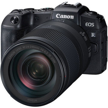 buy Canon EOS RP Mirrorless Digital Camera with 24-240mm Lens in India imastudent.com