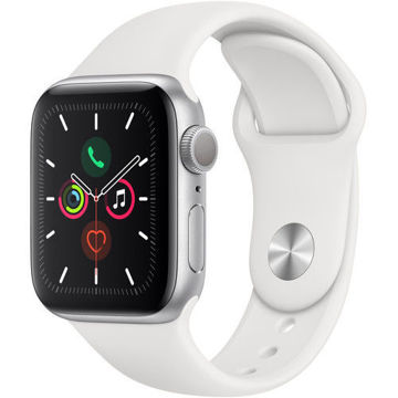 apple watch series 5 white band