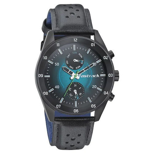 Fastrack HUD - SPACE EDITION WATCH - 3201NL01 price in india features reviews specs