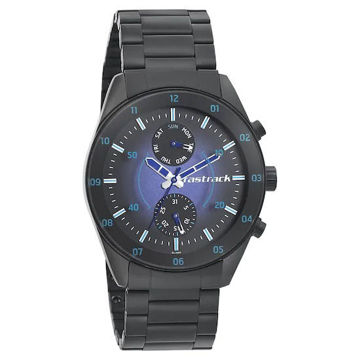 Fastrack HUD - SPACE EDITION WATCH - 3201NM01 price in india features reviews specs