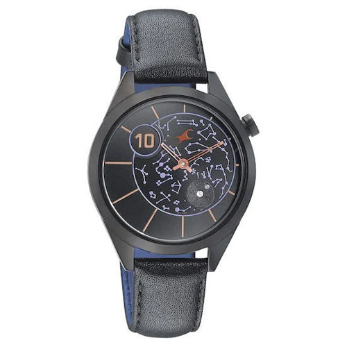 Fastrack ORBIT - SPACE EDITION WATCH 6193NL01 price in india features reviews specs