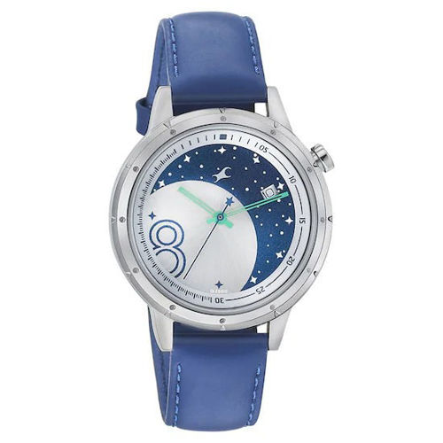 Fastrack ECLIPSE - SPACE EDITION WATCH 6194SL01 price in india features reviews specs