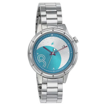 Fastrack ECLIPSE - SPACE EDITION WATCH 6194SM01 price in india features reviews specs