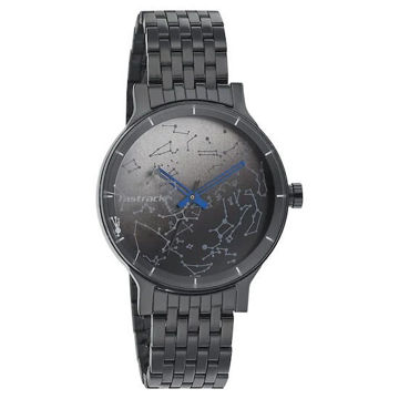 Fastrack ORBIT - SPACE EDITION WATCH 6192NM01 price in india features reviews specs