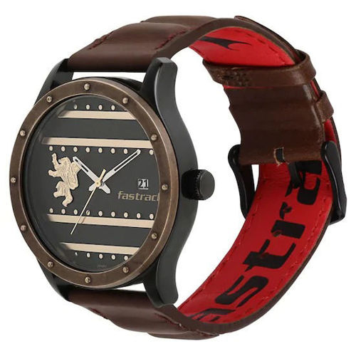 Fastrack THE KINGSLAYER WATCH - GAME OF THRONES COLLECTOR'S EDITION - 3214KL01 price in india features reviews specs