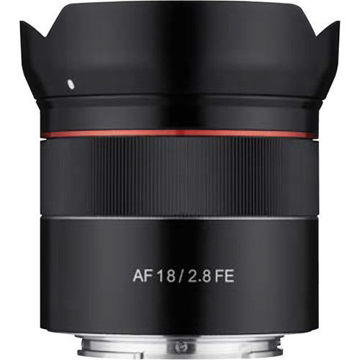 Samyang AF 18mm f/2.8 FE Lens for Sony E in India imastudent.com