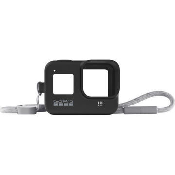 buy GoPro Silicone Sleeve and Adjustable Lanyard Kit for GoPro HERO8 in India imastudent.com