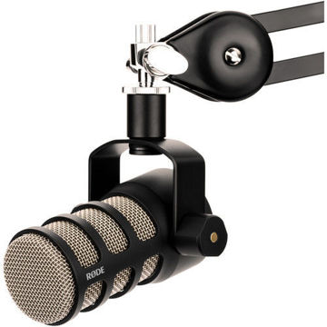 buy Rode PodMic Dynamic Podcasting Microphone in India imastudent.com
