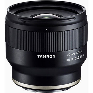 buy Tamron 20mm f/2.8 Di III OSD M 1:2 Lens for Sony E in India imastudent.com