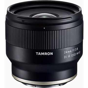 buy Tamron 24mm f/2.8 Di III OSD M 1:2 Lens for Sony E in India imastudent.com