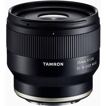 buy Tamron 35mm f/2.8 Di III OSD M 1:2 Lens for Sony E  in India imastudent.com