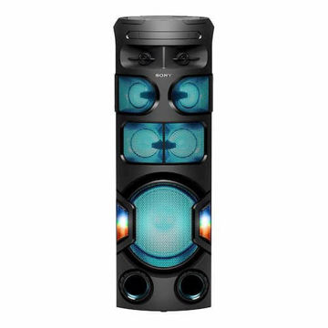 Sony MHC-V82D Powerful Party Speaker with 360 Degree and Long Distance Bass Sound