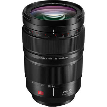 buy Panasonic Lumix S PRO 24-70mm f/2.8 Lens in India imastudent.com
