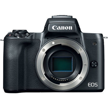 buy Canon EOS M50 Mirrorless Digital Camera (Body Only, Black) online in india - imastudent.com